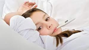 symptoms explained fever leg pain