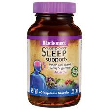bluebonnet nutritiontargeted choice sleep support