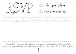 wedding rsvp postcards templates free rsvp template karabas me