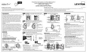 leviton dimmer wiring diagram 3 way leviton image leviton dimmer switch wiring instructions jodebal com on leviton dimmer wiring diagram 3 way