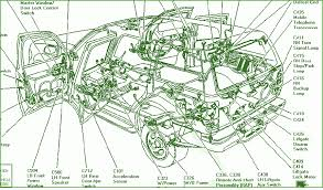 93 explorer fuse panel diagram 93 automotive wiring diagrams 1997 ford explorer starter fuse box diagram