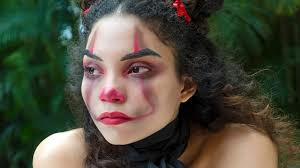 4 easy halloween makeup ideas and