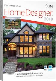 Small Picture Amazoncom Chief Architect Home Designer Suite 2018 DVD
