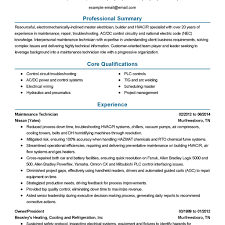 Best Solutions Of Electrician Foreman Resume Sample Fabulous