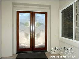 cool glass front doors decorating grey front doors with glass side panels