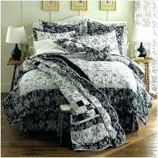 blue toile bedding bedding sets black bedding image of black and white bedding black comforter sets blue toile bedding