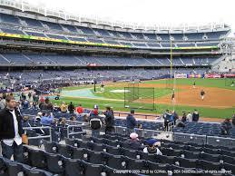 Yankee Stadium Seating Best Seats At Yankee Stadium