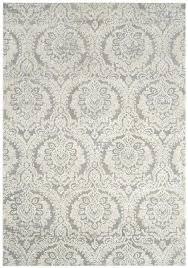 safavieh grey rug soho light ivory