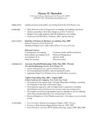 Internal Resume Format It Resume Cover Letter Sample