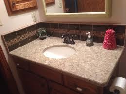 Quartz Bathroom Countertop Zoran Finished Bathroom Countertop Flooring Finesse