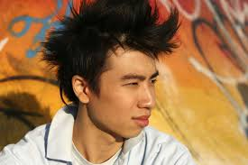 Boy Side Cutting Hair Style Hairstyles Nice Comb Over Fade For Men