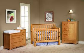 solid wood nursery furniture. Mattress. Mission Natural Crib Solid Wood Nursery Furniture