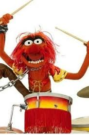 animal muppet drums. Modren Animal Animal Was Inspired By Keith Moon Of The Who Throughout Muppet Drums