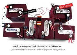 36v meter wiring diagram readingrat net how to wire a 24 volt trolling motor plug at 36 Volt Battery Wiring Diagram