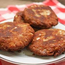 how to make salmon patties back to my
