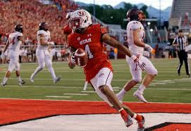 Utah Football Ute Running Back Troy Mccormick Moves Up The