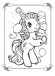 Coloring Page Unicorn Free Baby Unicorn Coloring Pages Draw So Cute