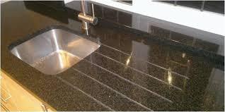 replacing kitchen countertops black granite with