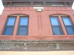 Repainting Commercial Building Exterior Brick - Exterior paint estimate