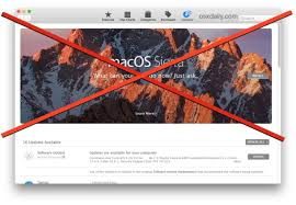 Os X Sierra Compatibility Chart How To Hide Macos Sierra Update Banner From The Mac App