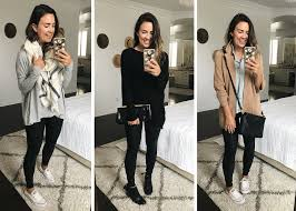 8 ways to style spanx faux leather leggings