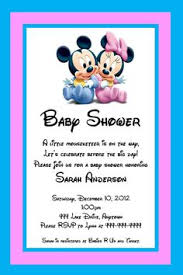 Invitation Template Free Disney Baby Shower Invitation Templates