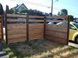 Corner Lot Fence Design Diy Privacy Fence Idea This Design Would Make A Good