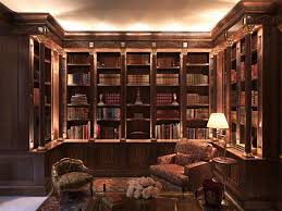 home library lighting. Tim Gosling Fitted Library In Sycamore - Luxury Bespoke Furniture Ltd. Home Lighting T