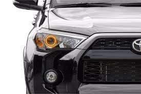 2018 Toyota 4runner Fog Light Bulb Size 2014 2018 Toyota 4runner Halo Headlights Ledconcepts