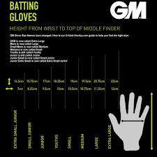 Gm Icon Plus Cricket Gloves 2018