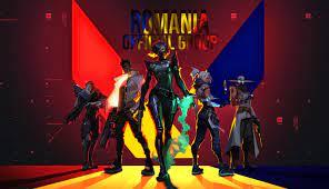 1336x768 2020 Valorant Team Art HD ...