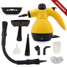 Kitchen Floor Steam Cleaner Amazoncom Upgraded Version Comforday Handheld Multi Purpose