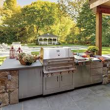 outdoor kitchen outdoor kitchen with kalamazoo hybrid fire grill kalamazoo outdoor gourmet