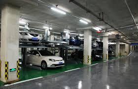 Car Parking Lift Design Two Post Simple Parking Lift Vertical Car Parking Valet
