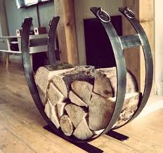 27 best log basket images on firewood log holders