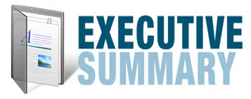 executive summery writing a winning executive summary my assignment services