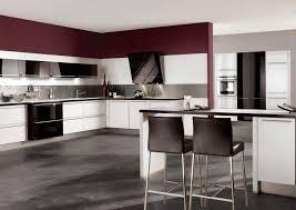 High Gloss Kitchen Designs For Modern House Purple Inspirational