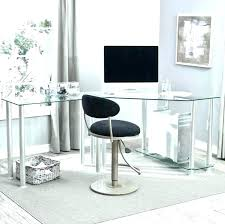 office glass desks. Awesome Home Office Glass Desks Cool Desk A Furniture Ideas Transparent Compact With Office.