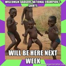 Image result for wisconsin football jokes