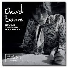 <b>David Bowie</b> - <b>Spying</b> Through a Keyhole - 7&quot;x4 – Rough Trade