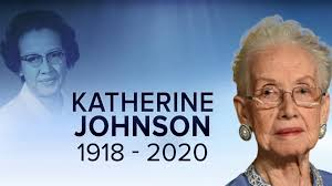 Remembering Katherine Johnson, the mathematician who reached for the moon