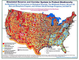 agenda  population control map for usa