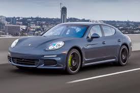 Used 2016 Porsche Panamera Hybrid Pricing - For Sale | Edmunds