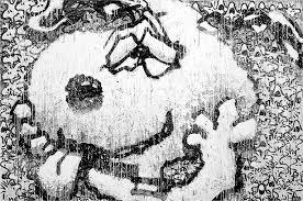 スヌーピーを描ける唯一の画家トムエバハートの新作版画が公開