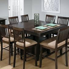 height of dining table bench. furniture. black wooden counter height dining table with bench using back and cream velvet seat of c
