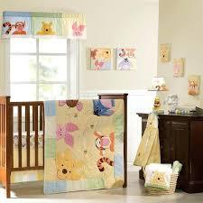 disney baby crib set bedding sets image baby king pooh friends 7 piece crib set disney disney baby crib set