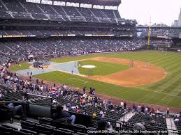 T Mobile Park View From Terrace Club Infield 218 Vivid Seats