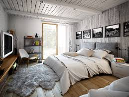 Home Designs: Artsy Bedroom Design - Artistic