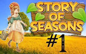 let s play story of seasons part ein neues leben als farmerin  let s play story of seasons part 1 ein neues leben als farmerin