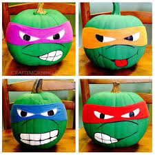 clever no carve painted pumpkin ideas for kids